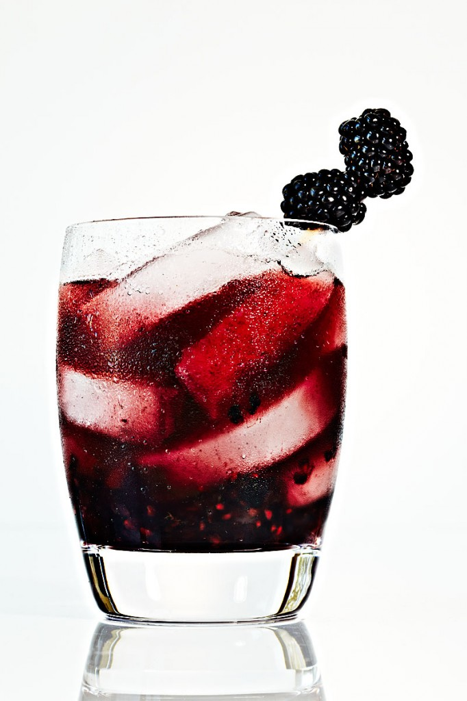 Blackberry Bramble Crush