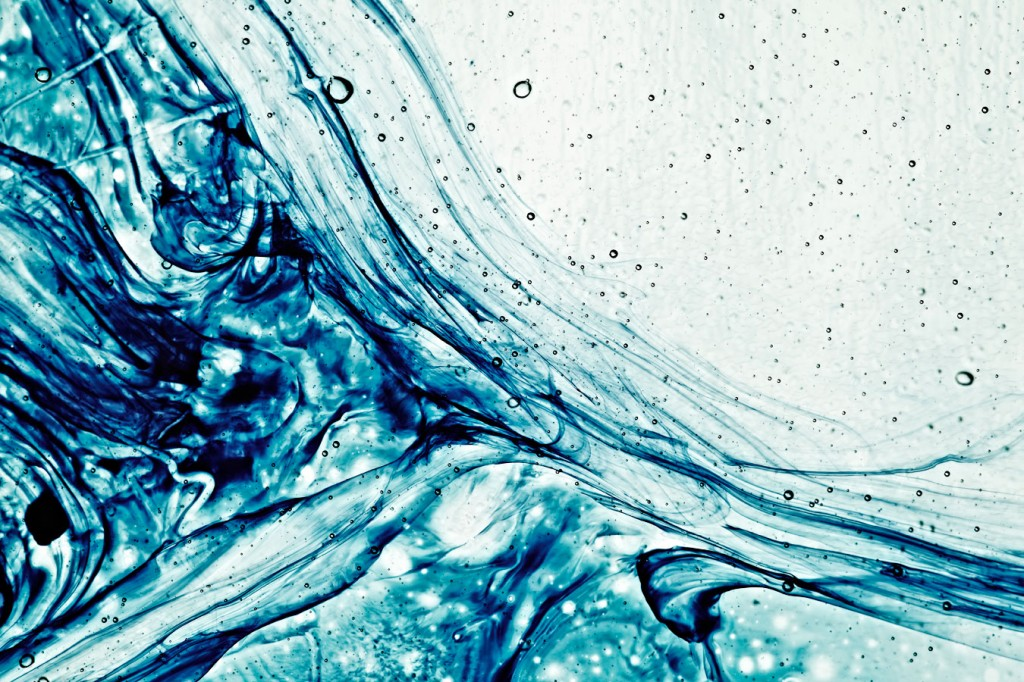 Art photography blue sweetscape by photographer Crystal Cartier
