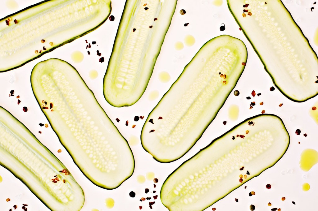 pickles, sliced, fast food, food photographer, food photography, los angeles, crystal cartier