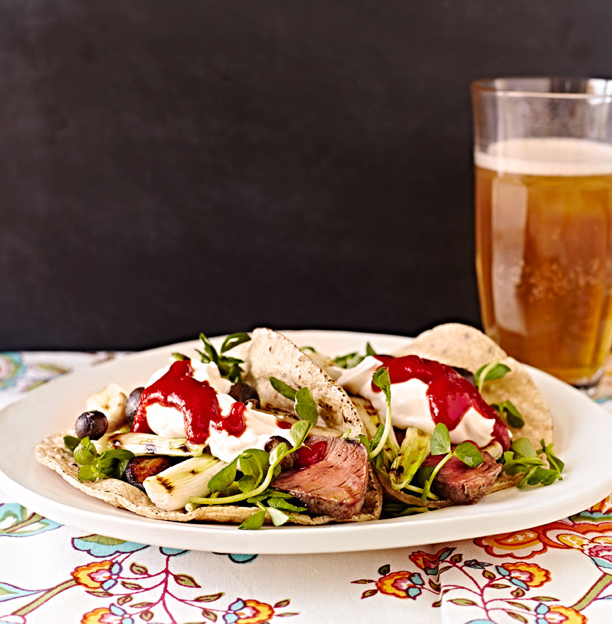 steak taco, mexican food, beef, dinner, healthy, recipe, food photography, crystal cartier